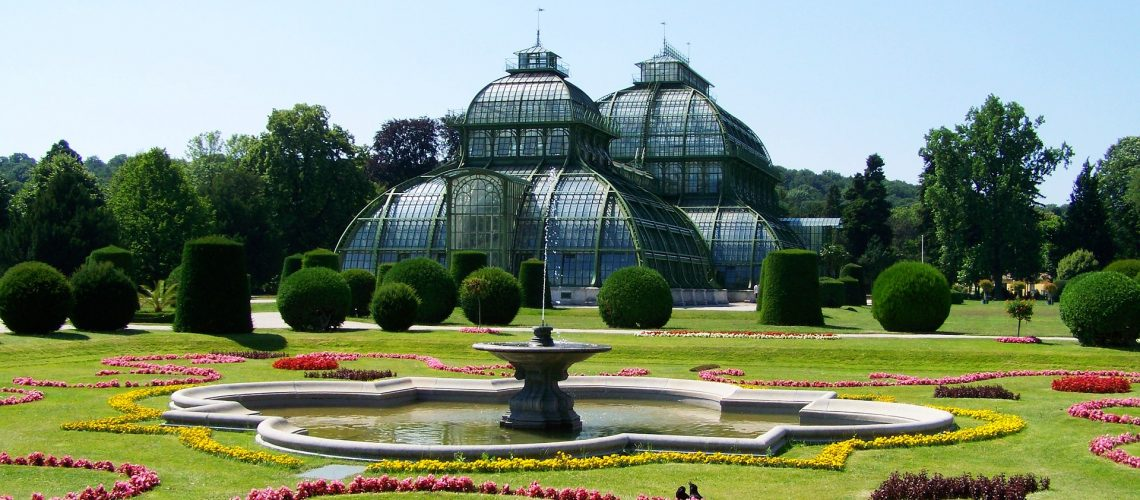 Schlossgarten-Schoenbrunn